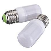 3.5W 250-300 lm E26/E27 LED-kornpærer T 27 leds SMD 5730 Varm hvit Kjølig hvit DC 12 V