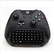 KingHan Bluetooth Teclado y Mouse - Xbox Uno Teclado Inalámbrico #