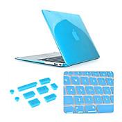 """MacBook Etui Ensfarget Plast til MacBook Pro 13 """""""