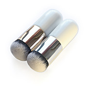 1 Cepillo para Colorete Pincel de Nylon Profesional / Viaje / Ecológico Rostro Otros