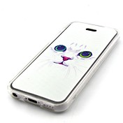 Funda Para iPhone 5C Apple Funda de Cuerpo Entero Suave TPU para iPhone 5c