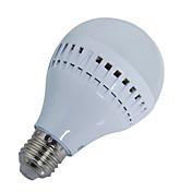 HRY 3000/6500 lm E26/E27 LED-globepærer A70 22 leds SMD 2835 Dekorativ Varm hvit Kjølig hvit AC 220-240V