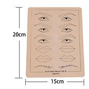 문신 연습 basekey 눈썹 15 X 20cm