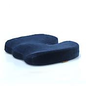 lorcoo®hot nueva coxis memoria ortopédica cojín del asiento de espuma para la parte inferior de oficina silla de coche Inicio Asientos