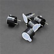 5v zumbadores activos - negro (5 piezas)