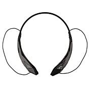 HBS-902 I øret Trådløs Hodetelefoner Elektrostatisk Plast Sport og trening øretelefon HIFI Med volumkontroll Med mikrofon Headset