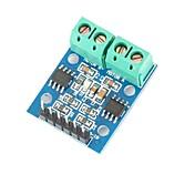 módulo de placa de conducción motro l9110s 2-ch - azul profundo