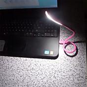 1 stk LED Night Light LED- Leselampe Usb Mulighet for demping