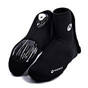 Nuckily Cubrecalzado de ciclismo Galochas Unisex Impermeable Mantiene abrigado Secado rápido Resistente al Viento Resistente a los UV