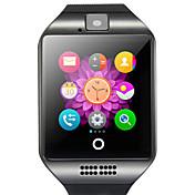 Kimlink® q18 reloj elegante teléfono bluetooth cámara sim tarjeta sd smartwatch para android