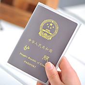 Billetera y Cartera Cubierta para Pasaporte Portable para Almacenamiento para Viaje