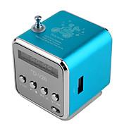 altavoz de la computadora estantería 2.1 CH Portable / Al Aire Libre / Soporta tarjetas de memoria / la ayuda FM / Mini