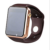 Smartklokke GPS Video Kamera Lyd Håndfri bruk Beskjedkontroll Kamerakontroll Aktivitetsmonitor Søvnmonitor Stoppeklokke Stopur Finn min