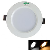 3000-3500/5500-6000 lm Luces de Techo 6 leds SMD 5730 Decorativa Blanco Cálido Blanco Natural AC 85-265V