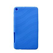 Etui Til Huawei Bakdeksel / Tablet Cases Ensfarget Myk Silikon til