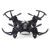 RC Drone FQ777 951C 4 Kanaler 6 Akse 2.4G Med HD-kamera 0.3MP 640P*480P Fjernstyrt quadkopter Hodeløs Modus Flyvning Med 360 Graders