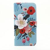 Funda Para Apple iPhone 6 Carcasas de Cuerpo Completo Un Color Dura Cuero de PU para Apple