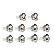 480 lm GU10 LED 콘 조명 T 30 LED가 SMD 2835 따뜻한 화이트 차가운 화이트 AC 220-240V