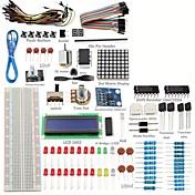 proyectar súper kit de arranque para Arduino Uno R3 Mega2560 mega328 nano