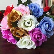 Kunstig blomst Strikket / Blandet Materiale Bryllupsdekorasjoner Jul / Bryllup / Halloween Hage Tema / Klassisk Tema Alle årstider