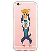 Funda Para iPhone 7 Plus iPhone 7 iPhone SE/5s/5 iPhone 5 Apple iPhone X iPhone X iPhone 8 Funda iPhone 5 Ultrafina Transparente Diseños