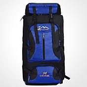 90 L Paquetes de Mochilas de Camping Bolsa de Portátil Organizador de Viaje mochila Mochila Camping y senderismo Escalada Viaje