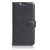 케이스 제품 Samsung Galaxy S7 Edge 카드 홀더 지갑 스탠드 플립 전체 바디 케이스 한 색상 하드 PU 가죽 용 S7 edge