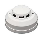Detector de humo fotoeléctrico de alarma de incendios con cable de salida del sensor no / nc dc12v sensibilidad ajustable para la