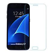 Skjermbeskytter Samsung Galaxy til S7 Herdet Glass 1 stk Skjermbeskyttelse 2,5 D bøyd kant