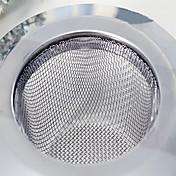 Alta calidad 1pc Acero inoxidable Limpiador de Desagüe Utensilios, Cocina Limpiando suministros