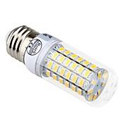 3300/6500 lm E14 E26/E27 LED-kornpærer T 69 leds SMD 5730 Dekorativ Varm hvit Kjølig hvit AC 220-240V