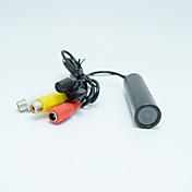 600TVL 컬러 미니 카메라 3.6mm 렌즈 실내 CCTV 보안 카메라 지원 마이크