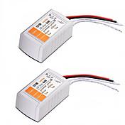 2pcs Belysningsutstyr Strømforsyning Innendørs