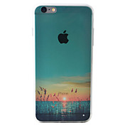 Para Funda iPhone 6 / Funda iPhone 6 Plus Diseños Funda Cubierta Trasera Funda Paisaje Suave TPU Apple iPhone 6s Plus/6 Plus / iPhone 6s/6