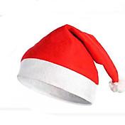 Artículos Para Celebrar la Navidad Gorro de Papá Noel Disfraces de Papá Noel Juguetes Textil Adulto 1 Piezas