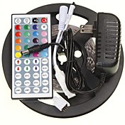 SENCART 5 m Sets de Luces 300 LED RGB Control remoto / Cortable / Conectable 100-240V / 5630 SMD / Adecuadas para Vehículos