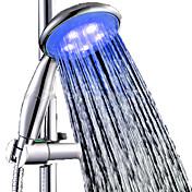 LED Bruse Hoved Lys Vand Vanntett ABS