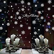 Navidad / Caricatura Pegatinas de pared Calcomanías de Aviones para Pared Calcomanías Decorativas de Pared / Calcomanías de Bodas,PVC