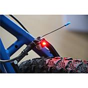 luces de seguridad LED LED Ciclismo Super Ligero Tamaño Pequeño C-Cell 100 Lumens Batería Ciclismo
