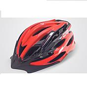 여성용 / 남성용-산 / 도로 / 스포츠-사이클링 / 산악 사이클링 / 도로 사이클링 / 레크리에이션 사이클링-헬멧(옐로우 / 화이트 / 그린 / 레드 / 다크 그레이 / 블랙 / 다크 블루 / 라이트 블루,EPS / PVC)24 통풍구