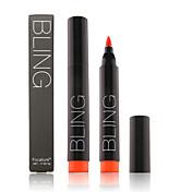 립스틱 젖은 / 광물 액체 지속 시간 / 방수 / 천연 / 빠른 건조 가능한 색상 / 머스타드 1 FOCALLURE
