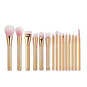 Sistemas de cepillo Otros Pinceles Cepillo para Colorete Contour Brush Pincel para Sombra de Ojos Pincel para Labios Cepillo de Cejas