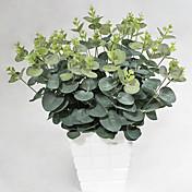 1 Rama Seda Plantas Flor de Mesa Flores Artificiales