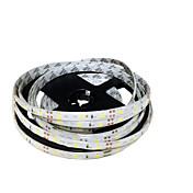 ZDM® 5 m Tiras LED Flexibles LED 3528 SMD Blanco Cálido / Blanco / Rojo Cortable / Conectable / Auto-Adhesivas 12 V / IP44