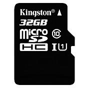 Kingston 32GB Tarjeta TF tarjeta Micro SD tarjeta de memoria UHS-I U1 Clase 10