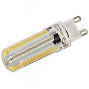 10W E14 G9 G4 E12 E17 LED-kornpærer T 152 SMD 3014 600 lm Varm hvit Kjølig hvit Dimbar AC 220-240 AC 110-130 V 1 stk.