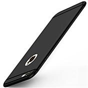 제품 iPhone X iPhone 8 iPhone 7 iPhone 7 Plus iPhone 6 케이스 커버 반투명 뒷면 커버 케이스 한 색상 소프트 실리콘 용 Apple iPhone X iPhone 8 Plus iPhone 8 아이폰 7 플러스