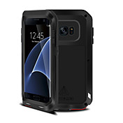 용 Samsung Galaxy S7 Edge 충격방지 케이스 풀 바디 케이스 갑옷 메탈 Samsung S7 edge / S7 / S6 edge plus