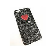용 방진 케이스 뒷면 커버 케이스 심장 하드 PC 용 Apple 아이폰 7 플러스 아이폰 (7) iPhone 6s Plus/6 Plus iPhone 6s/6