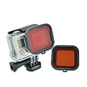 다이빙 필터 방수 편리 에 대한 액션 카메라 Gopro 4 Gopro 3+ 다이빙